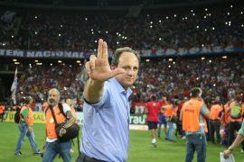 Rogerio Ceni treinador do Fortaleza