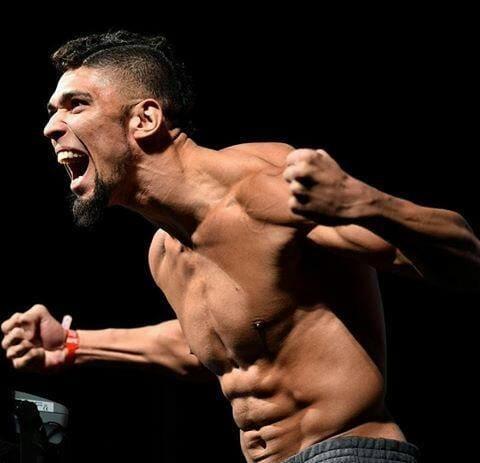 Johnny Walker está n UFC Nova York