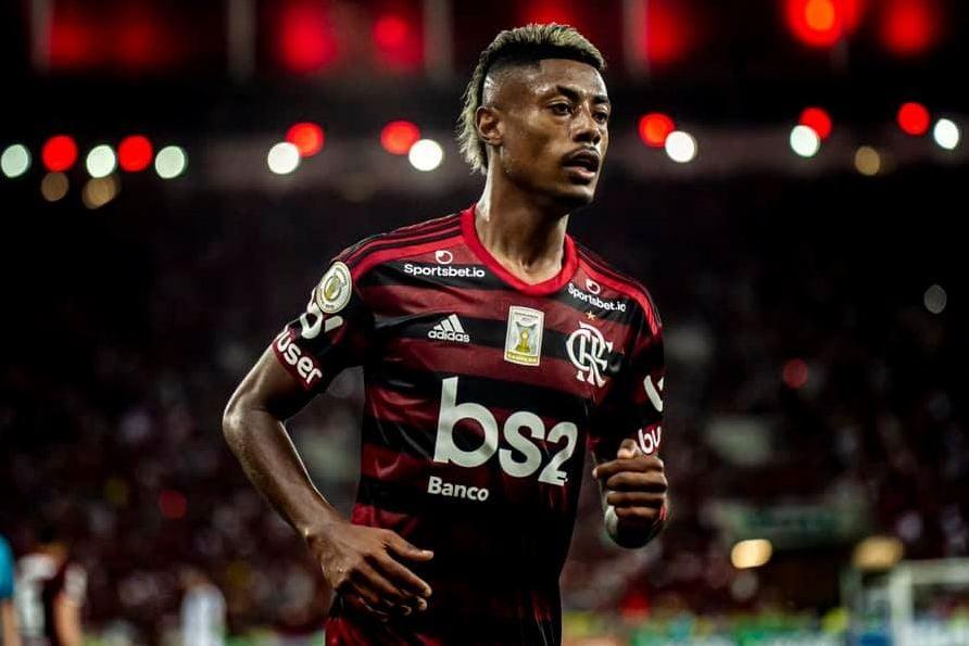 Bruno Henrique é um dos grandes nomes do Flamengo
