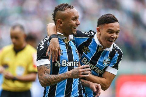 Everton Cebolinha é o grande destaque do Grêmio!
