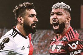 Flamengo x River Plate - Final da Libertadores
