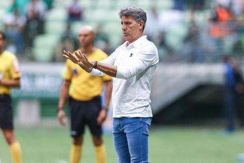 Renato Gaúcho busca novamente colocar o Grêmio entre os primeiros do Brasil!