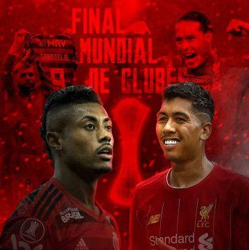 Liverpool enfrenta o Flamengo no Mundial