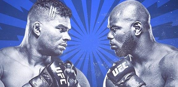 UFC DC tem Overeem x Rozenstruik
