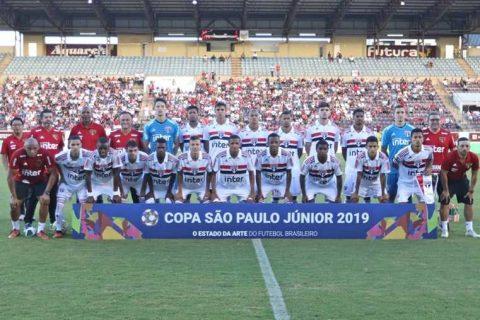 São Paulo foi o último campeão