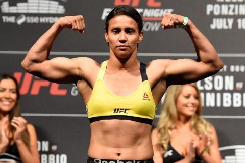Amanda Lemos retorna ao UFC