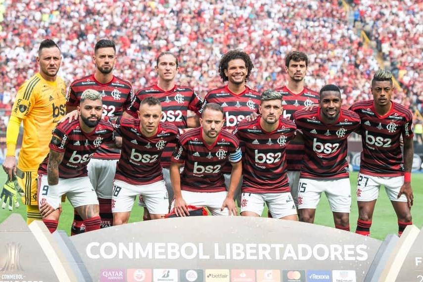 Flamengo campeão da Libertadores 2019