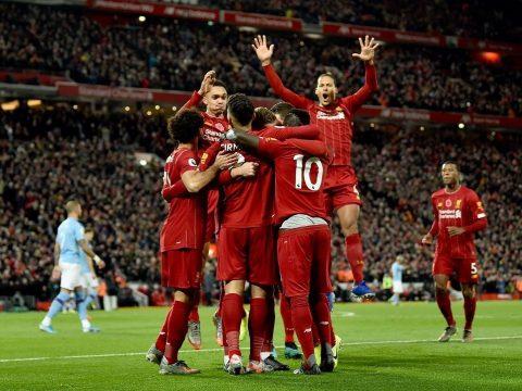 Liverpool campeão da Champions League
