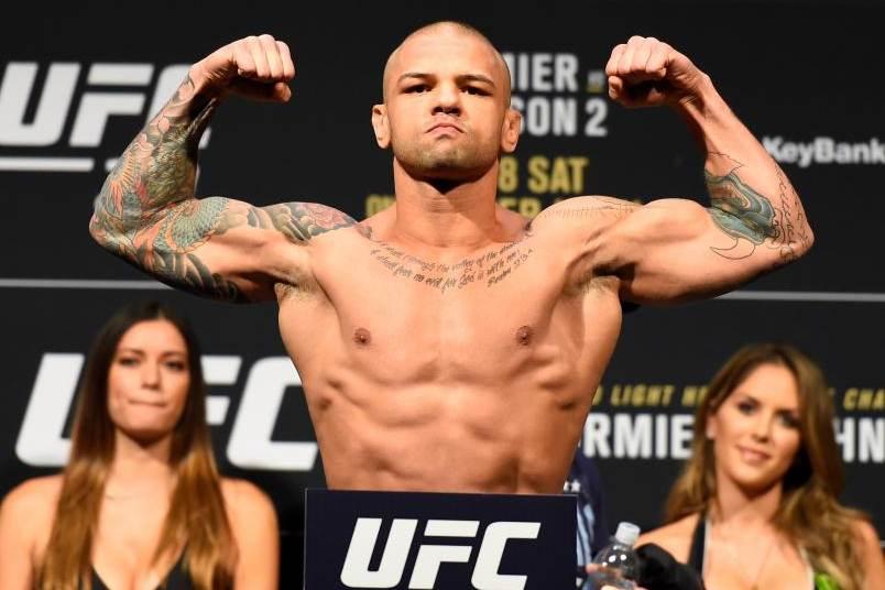 Thiago Pitbull quer se recuperar no UFC