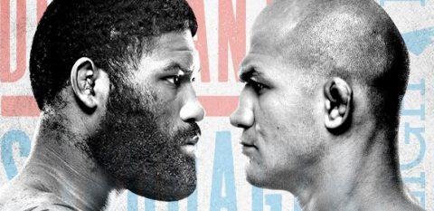 Com quatro brasileiros no card do UFC Raleigh, o destaque vai para o retorno de Júnior Cigano!