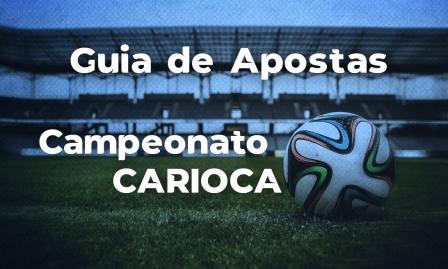 Super Guia de Apostas do Campeonato Carioca!