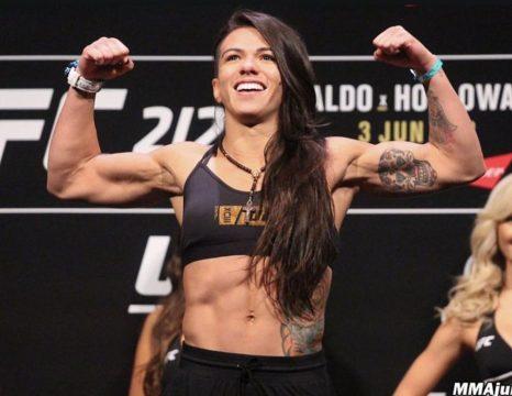 Claudia Gadelha é uma das principais brasileiras no UFC!
