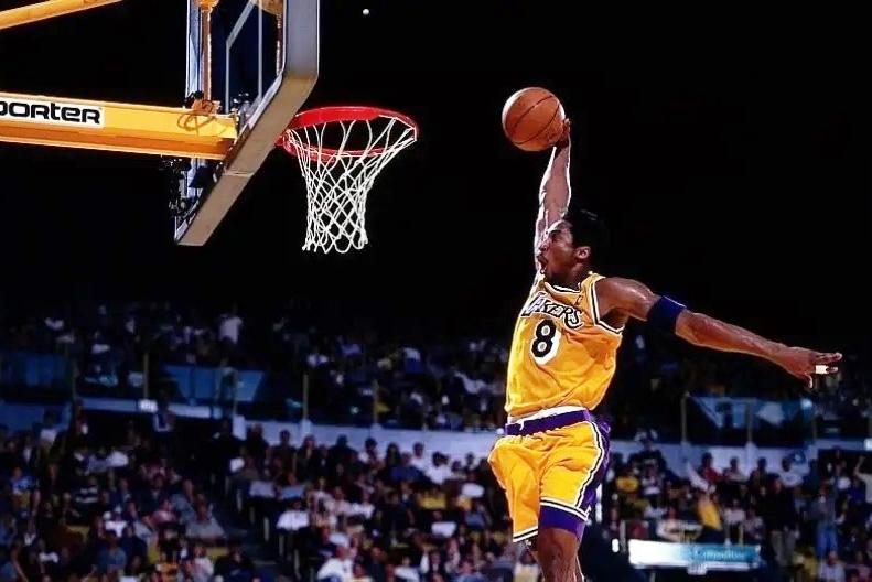 Kobe Bryant é um dos maiores nomes na história dos Lakers!