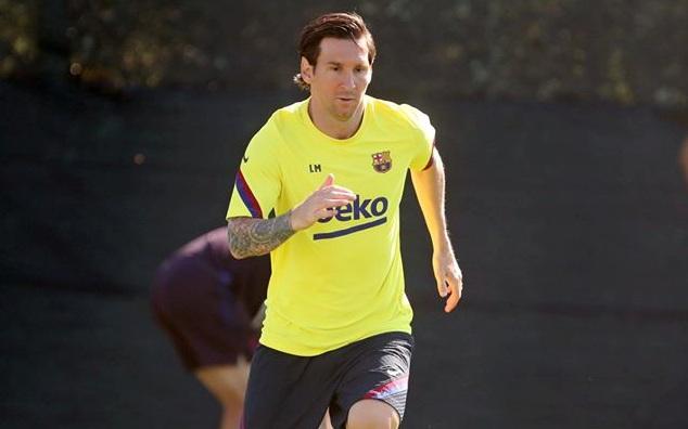 Messi vai em busca de mais títulos pelo Barcelona!