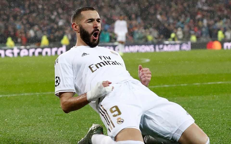 Benzema é destaque do Real Madrid!