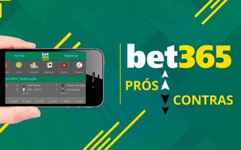 Bet365 possui app?
