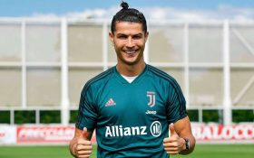 Cristiano Ronaldo busca mais títulos pela Juventus!