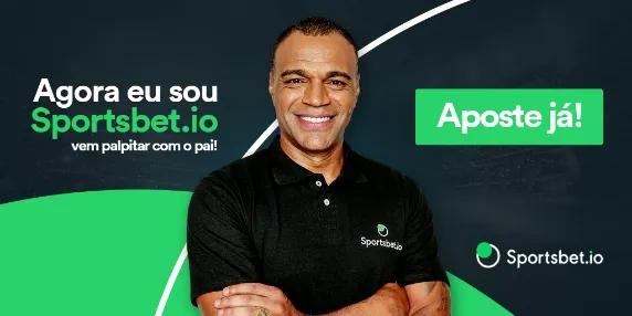 Faça o cadastro na Sportsbet.io!