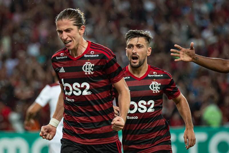 Flamengo recebe o Atlético/MG