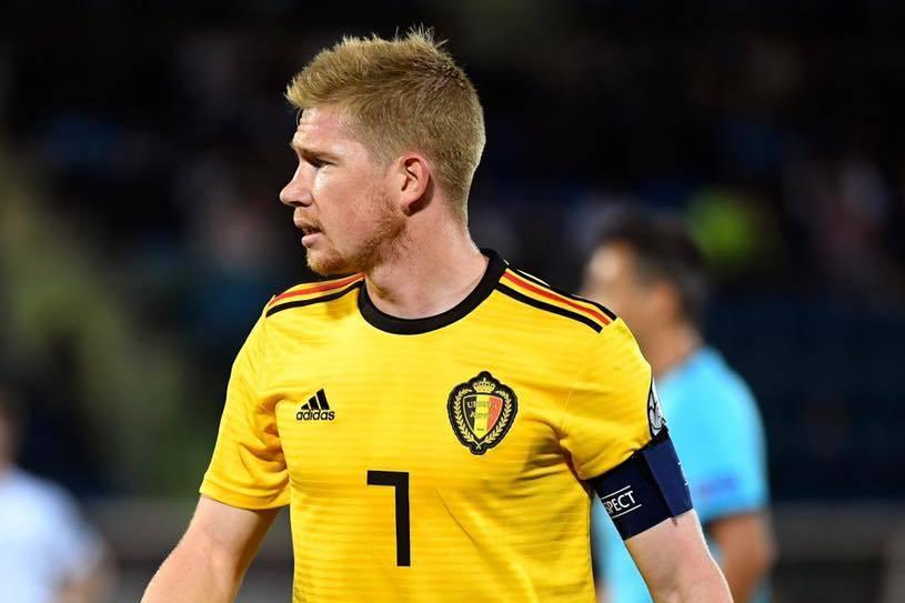 Inglaterra recebe a Bélgica