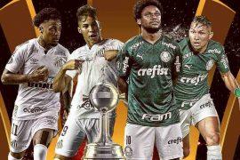 Santos x Palmeiras: Final da Libertadores!