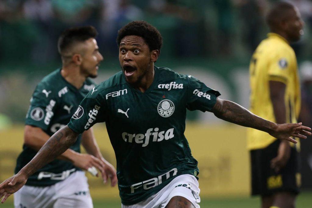 Palmeiras é o atual campeão