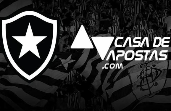 Botafogo é mais um parceiro da Casa de Apostas