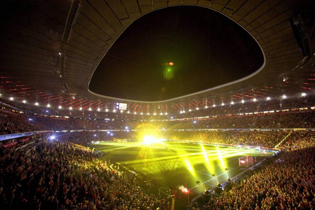Allianz Arena será um dos estádios