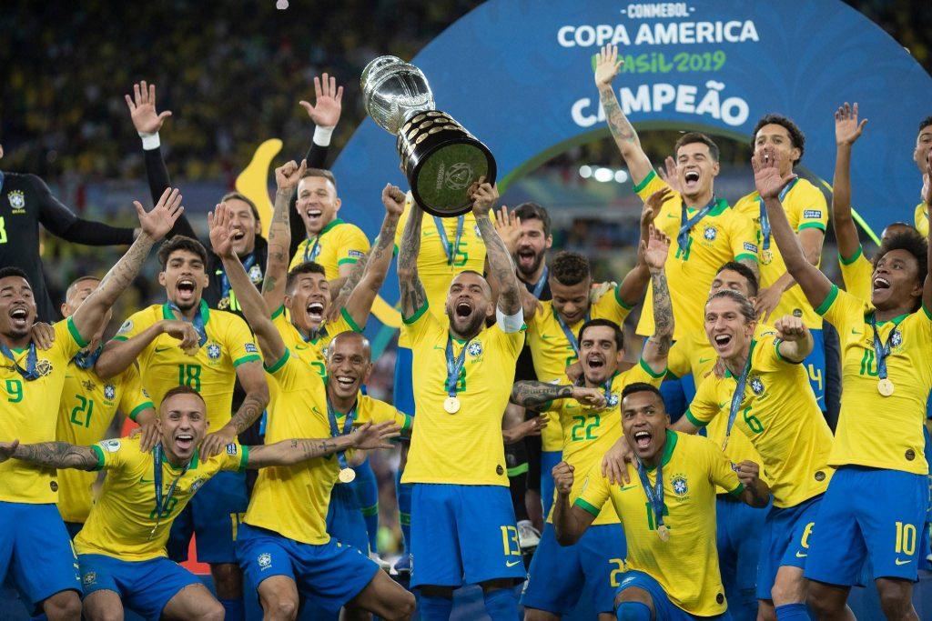 Brasil levou em 2019