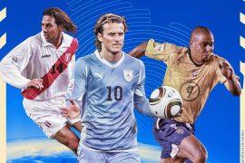 Copa América histórico