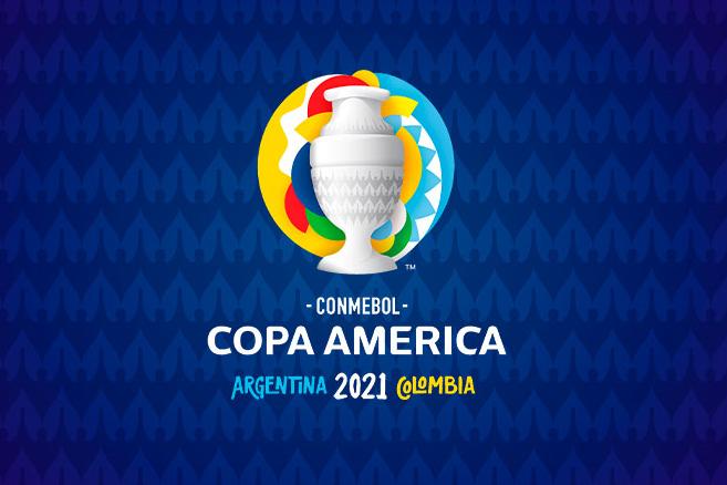 Copa América 2021 será no Brasil