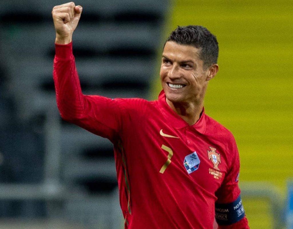 Cristiano Ronaldo foi um dos destaques