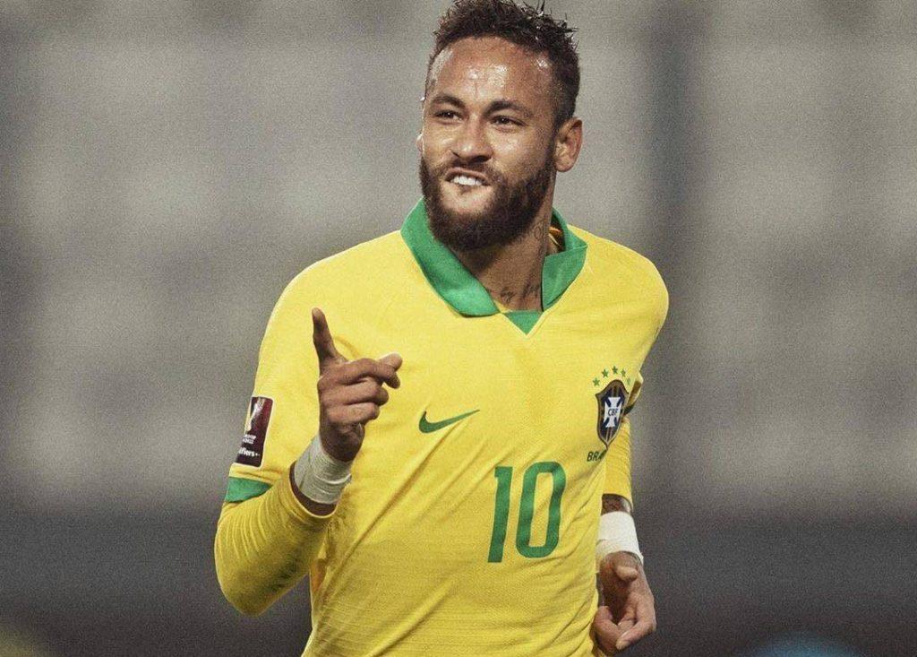 Neymar é um dos craques da Copa América