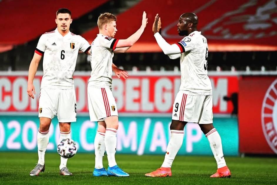 Seleção da Bélgica é uma das favoritas
