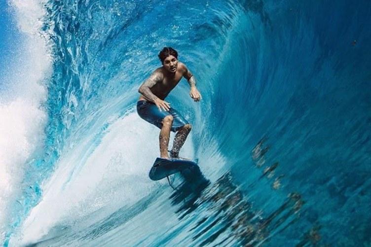 Surf é novidade nos jogos