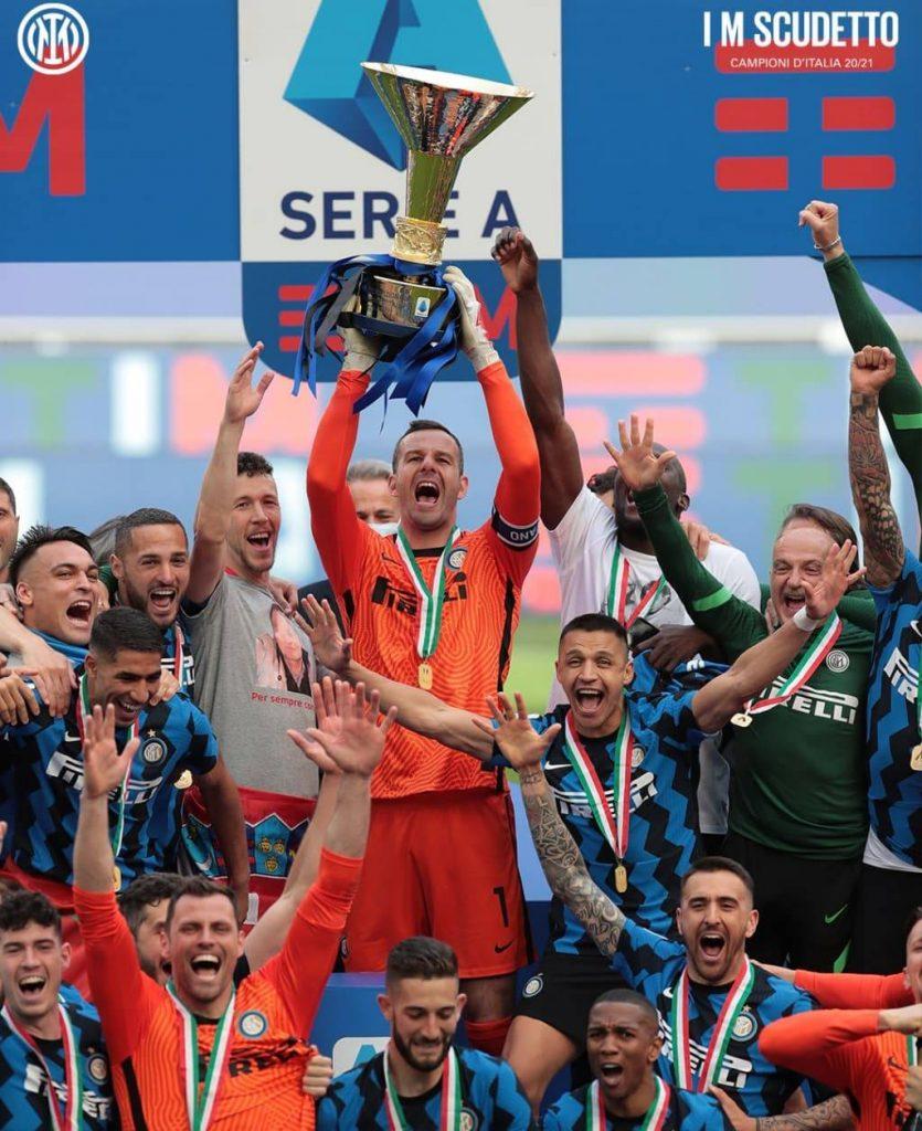 Inter foi a última campeã