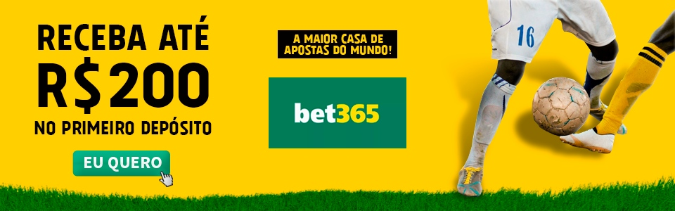 Adquira Bônus Inicial na Bet365!