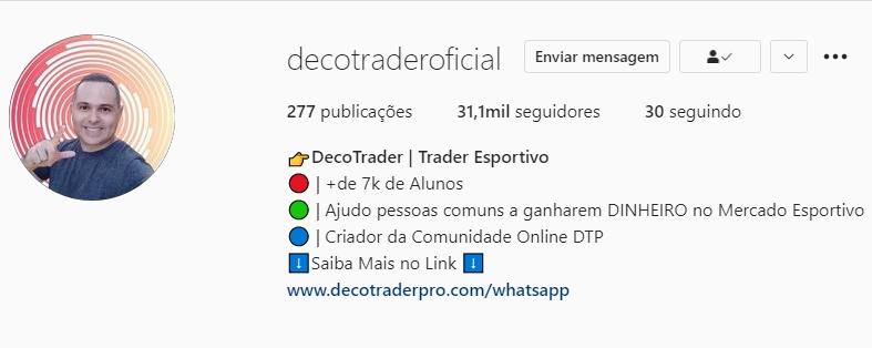 Deco trader