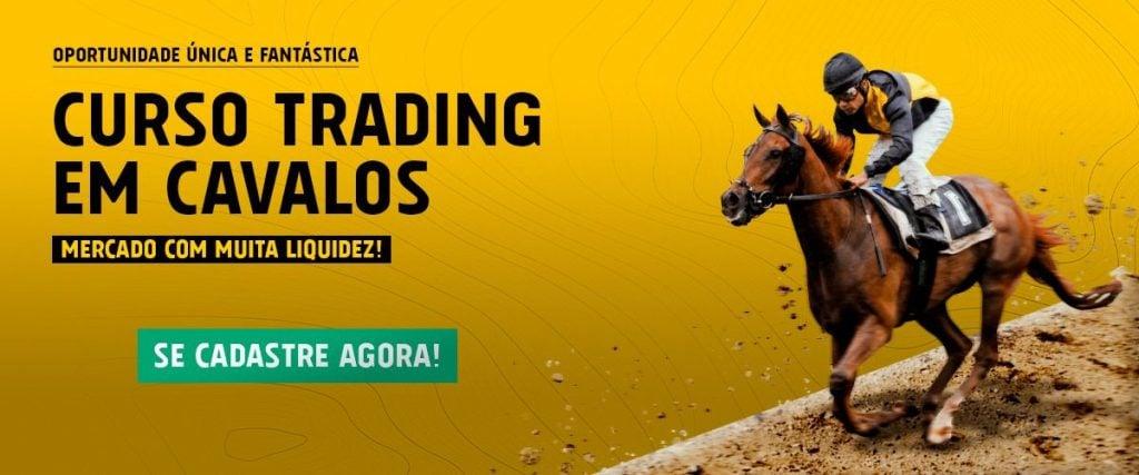 Curso Trading em Cavalos.